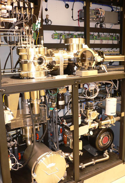Lehigh Cpn Mocvd Epitaxy Amp Synthesis Lab