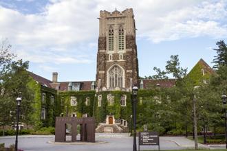 Lehigh University Lehigh University Campus Map