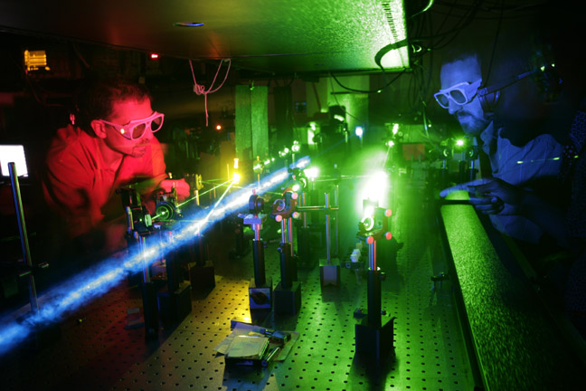 Nonlinear Optics and Light-Matter Interaction
